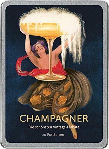 Champagner: Die schönsten Vintage-Plakate