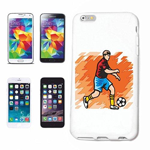 Reifen-Markt Handyhülle kompatibel für iPhone 5C Fussball Mega Sports Hobby Freizeit Sport Club Hardcase Schutzhülle Handy Cover Smart Cover