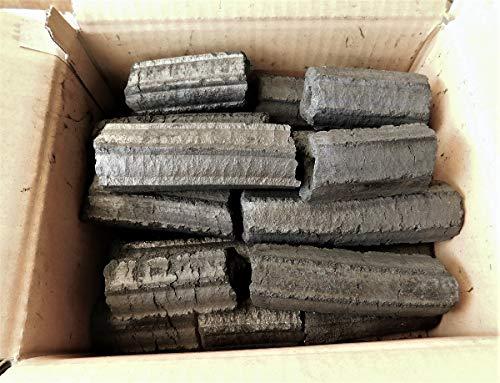 インドネシア産 高級オガ炭 銀河備長炭 六角5kg 自社加工品 輸入オガ炭の最高峰
