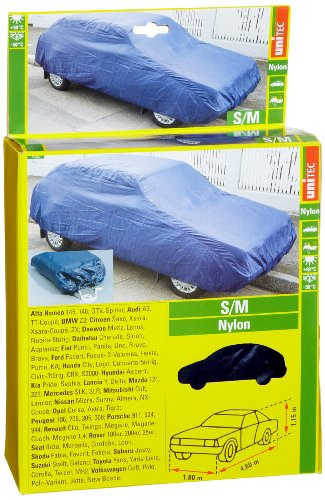 Unitec 75865 Ganzgarage Nylon klein S/M