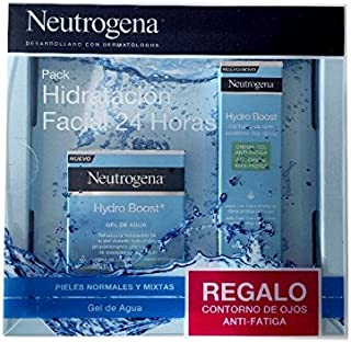 Neutrogena Pack Hidratación Facial 24 Horas (Gel Hydro