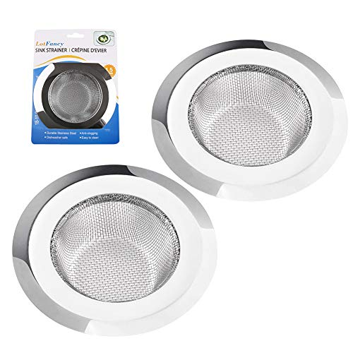 2 Pack Kitchen Sink Strainer