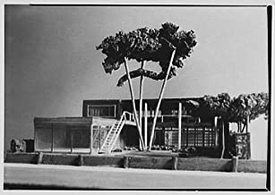 HistoricalFindings Photo: Antonin Raymond,101 Park Avenue, York,NY,Gottscho-Schleisner,1947,Home
