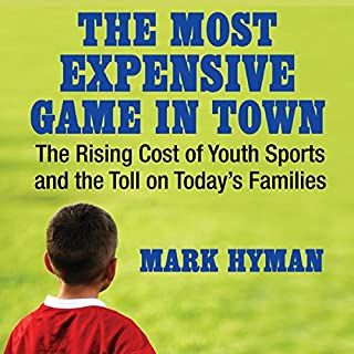 The Most Expensive Game in Town audiobook cover art