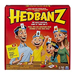 Hedbanz game gift for kids