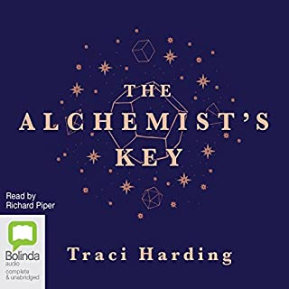The Alchemist's Key cover art