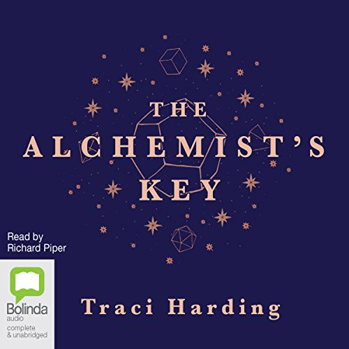 The Alchemist's Key audiobook cover art