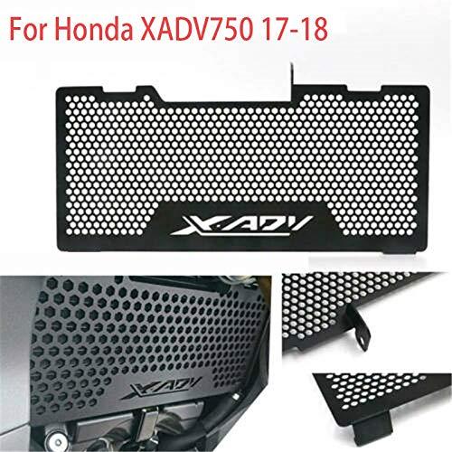 Rejilla de refrigeración de agua para radiador de motocicleta para Honda XADV X-ADV 750 2017-2018 XADV750 X-ADV750 X-ADV750