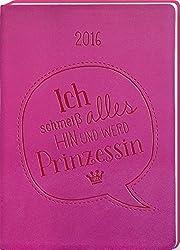 Terminplaner Timer Pink 2016