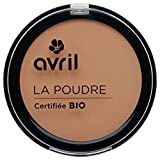 Avril Cosmetics Organic Pressed Powder Compact Foundation - Abricot by Avril Beaute