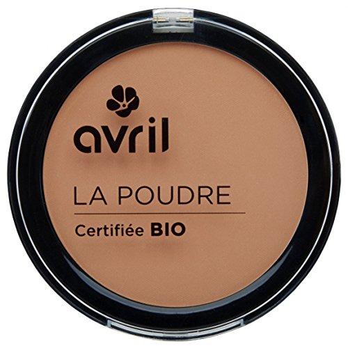 Avril Poudre Compacte Certifiée Bio Abricot 7 g