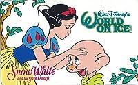 テレホンカード テレカ ディズニー 白雪姫と七人の小人 Snow White 50度数