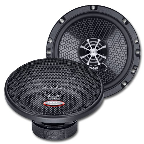 Mac Audio 1104934 Performance X 16.2 Haut-Parleur système coaxial 2 Voies