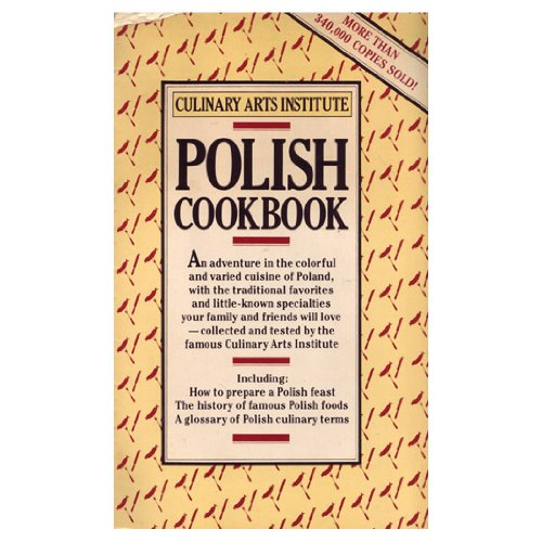 Top polish cookbook by culinary arts institute for 2020
