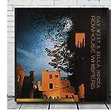 DNJKSA Ray West e Zilla Rocca Poster su Tela Album d'Arte Rowhouse Whispers Stampa Poster da Parete su Tela Soggiorno Opere d'Arte Decor Regalo -60x60cm Senza Cornice