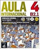Aula Internacional - Nueva Edicion: Aula Internacional Nueva edición 4 Libro del alumno + CD (Ele - Texto Español)