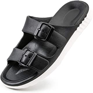AOSENDUN 奥森盾 夏季男士日常休闲拖鞋 家居户外两穿半拖鞋 舒适防水男鞋凉拖 GN-4