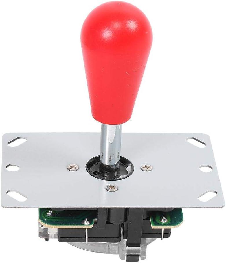 Botones de Arcade, Tablero de Chip de computadora de 15 Teclas Kit de Bricolaje Arcade Sin demora Joystick Arcade con Joystick Rebanada a Prueba de Polvo de Joystick para el botón Gamepad de PS3 / PC