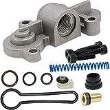 6.0 Blue Spring Kit Upgrade,fuel pressureRegulator Kit - Fits Ford Blue Spring Kit 6.0 Powerstroke F250, F350, F450, F550 2003, 2004, 2005, 2006, 2007- Replaces 3C3Z-9T517-AG,3C3Z9T517AG