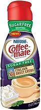 Nestle Coffee-mate Sugar Free Italian Sweet Creme Liquid Coffee Creamer, 32 Fl Oz (2 Pack)