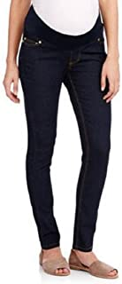 ebee838822ad9 Oh! Mamma Demi-Panel Super Soft Skinny Maternity Jeans Size Large