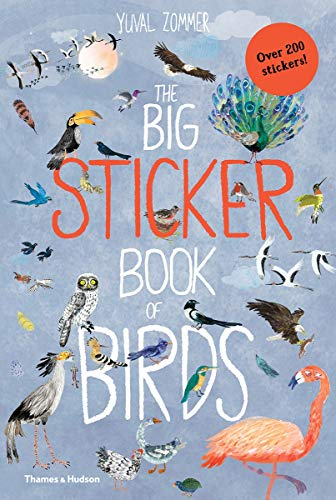 Product Image of the The Big Sticker Book of Birds