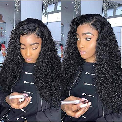 Black Hittebestendige vezel synthetisch haar pruik Afro Bob Loose Curly pruiken for zwarte vrouwen for vrouwen Daily Wear haarstukje met Wig Cap
