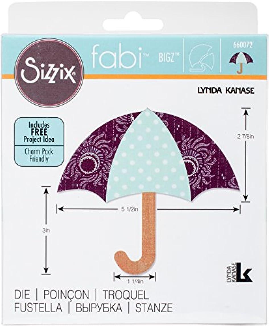 Sizzix Umbrella #3 by Lynda Kanase Bigz Dies Fabi Edition