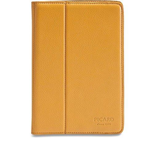 Picard 8652 Busy Sonne - praktische Tasche für Tablet (13 Zoll), iPad Mini Modelle, Rindsleder