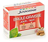 JUVAMINE Brûle Graisse Jour/Nuit, 60 Unités
