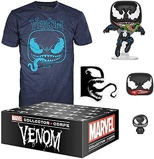 Funko Marvel Collector Corps, Venom, septiembre, Lg