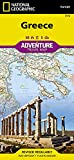 Greece (National Geographic Adventure Map, 3316)