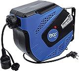 BGS 3325 3325-Enrollacables automático (25 m + 1 m de cable de alimentación)