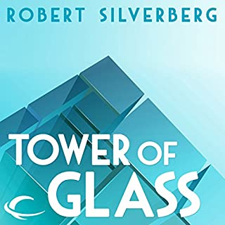 Tower of Glass audiobook cover art