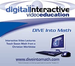 DIVE Math Instructional CD for Saxon Algebra 1 3rd ed.