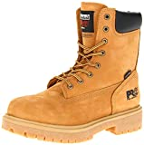 Timberland PRO Men's Wheat 26011 Direct Attach 8' Soft-Toe Boot,Yellow,12 M