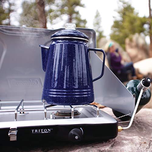 Product Image 9: Coleman Gas Camping Stove   Triton+ Propane Stove, 2 Burner