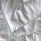 Bergmann Bettdecke Bambusmotiven für Allergiker