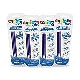 CARIOCA Set Refill Oops | Confezione Ricambi per Penne Cancellabili Blu, Ricarica Penne Ca...