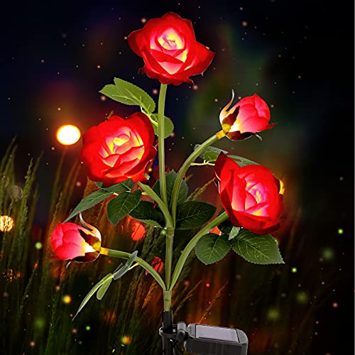 Eyscoco Rose Blume...