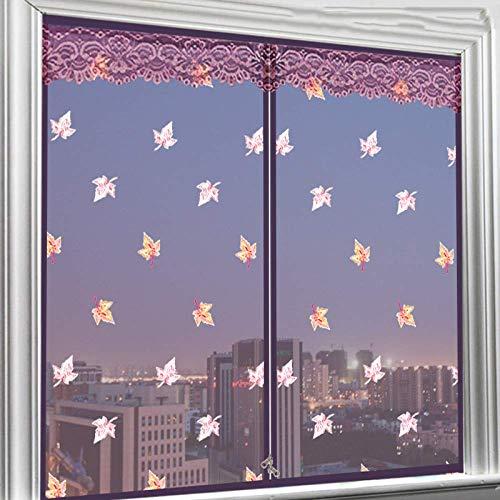 JYMEI Fenster Insektenschutz,Schutz Vor Mücken Selbstklebend Selbstklebend Mit Reißverschluss Insektenschutz Fliegengitter Fenster Für Sommer,F-90 * 120cm