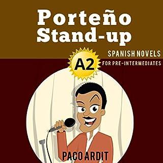 Porteño Stand-Up (Spanish Edition) Titelbild