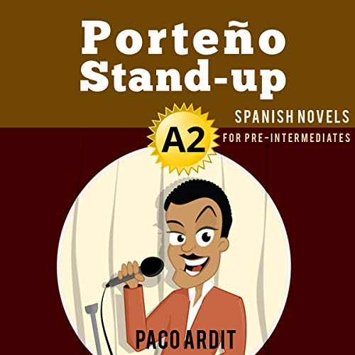 Porteño Stand-Up (Spanish Edition) cover art