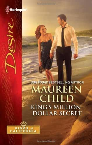 King's Million-Dollar Secret (Kings of California Book 8) (English Edition)