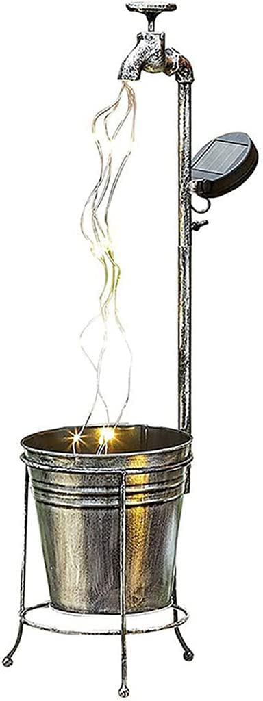 Ssool Solar Lawn Light Faucet Decoration 2021 Direct stock discount Art Flower