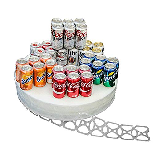 Six Pack Can Rings | Universal Fit - Fits all 12oz Beer Soda Cans (4300ct) MADE IN USA | FAST SAME DAY SHIPPING