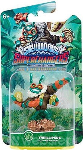 Skylanders SuperChargers - Thrillipede (Driver)