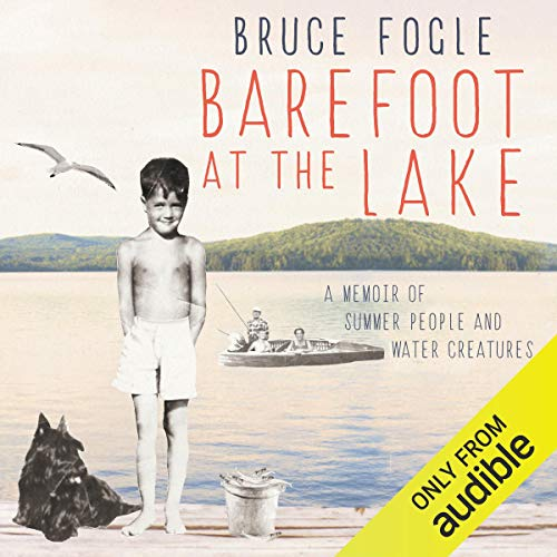 Barefoot at the Lake cover art