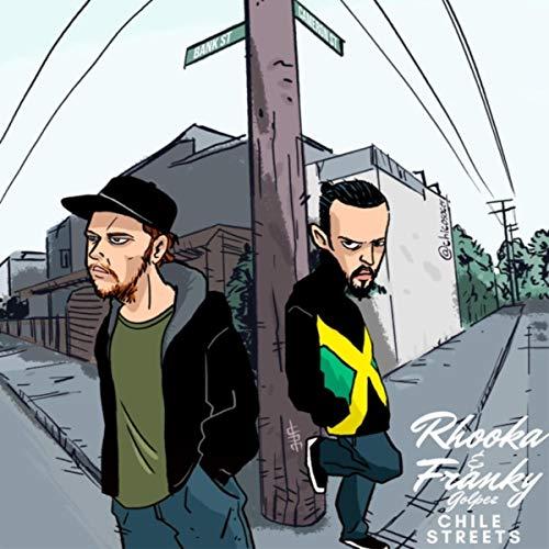Chile Streets (feat. Hazek West & Eve Sublyme) [Explicit]