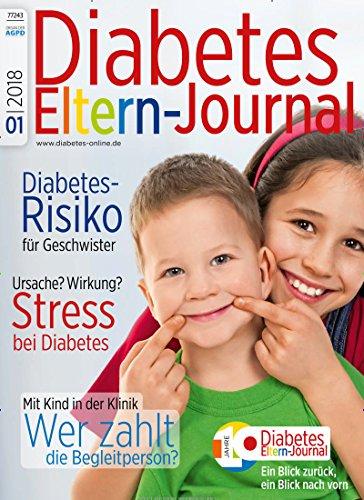 Diabetes-Eltern-Journal [Abonnement jeweils 4 Ausgaben jedes Jahr]